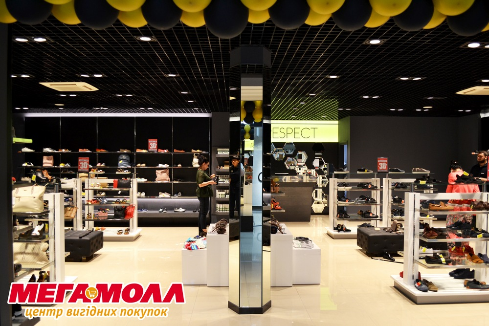 49b5a6d5ca9b Приглашаем в новый магазин обуви «RESPECT»   Мегамолл